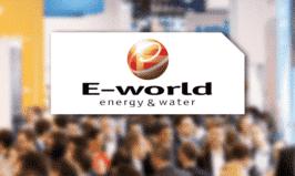 METRON estuvo presente en Eworld Energy & Water 2019!