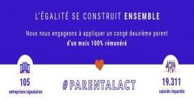 METRON s'engage avec le Parental Act !
