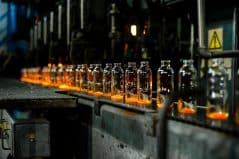 How to save 250k€ on the energy budget from the glass furnace?