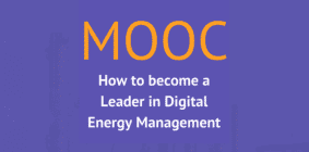 MOOC - BECOME A LEADER IN DIGITAL ENERGY MANAGEMENT