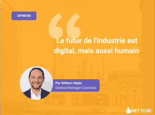 [Tribune] Le futur de l'industrie est digital, mais aussi humain