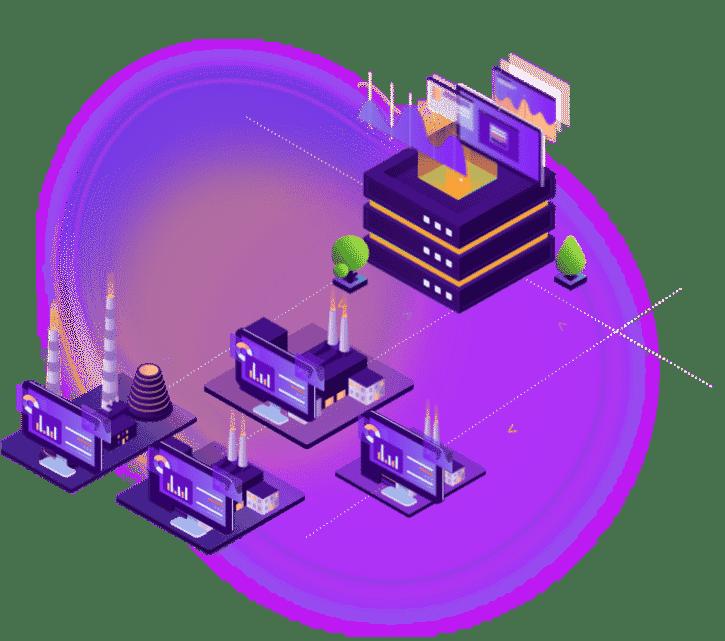 Pictogram 3D METRON Enterprise