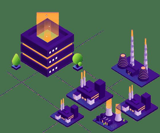 Environnement METRON enterprise