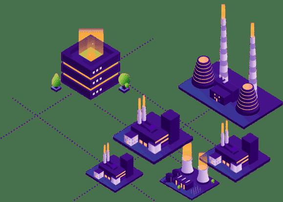 Environnement METRON Factory