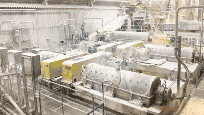 [Mining industry] Reducing energy costs by 8% by optimizing autogenous mills