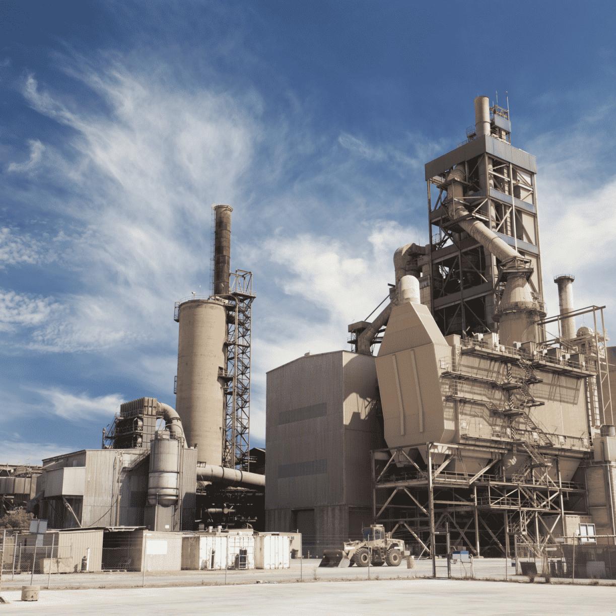 METRON - Cement factory